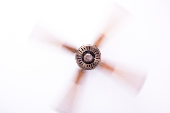 Ceiling Fan Can Keep Your Home Cool this Summer