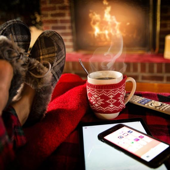 Warm Home Heating with Precision Temperature Lakeside