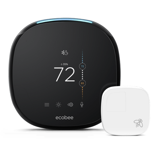 Ecobee smart thermostat installation, best temperature setting