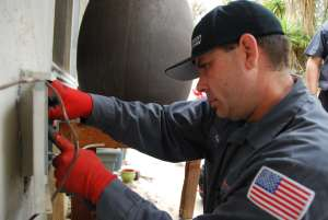 Precision Temperature Lead Installer