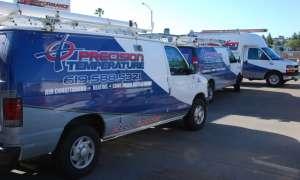 Precision Temperature Vehicle Fleet