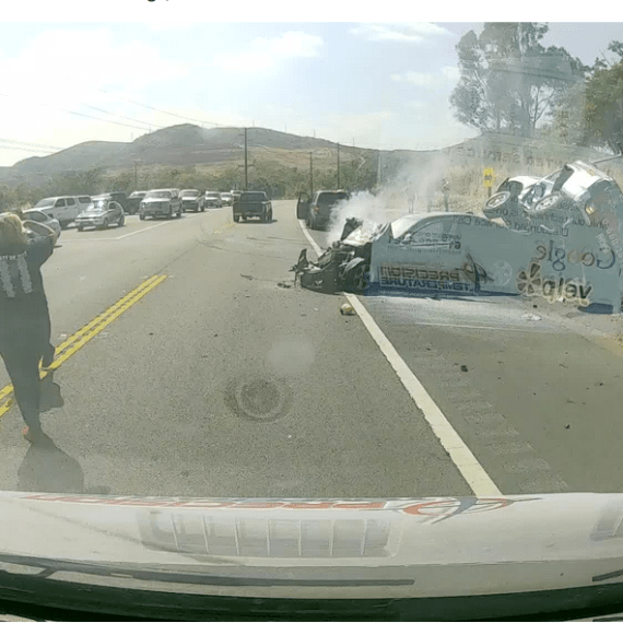 Precision Temperature assists with devastating accident in Rancho San Diego