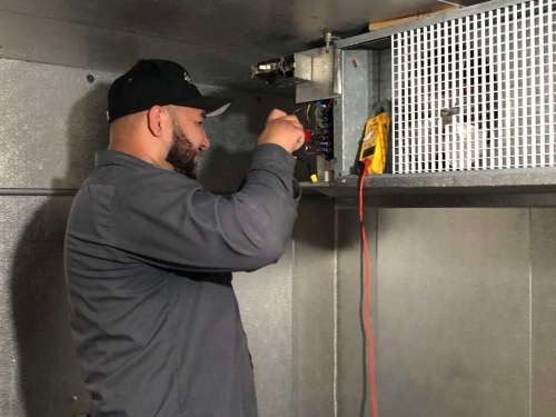 walk in cooler repair san diego