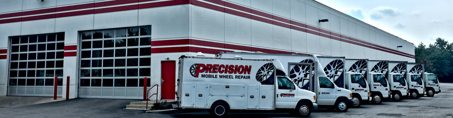 Precision Wheel Trucks and Warehouse