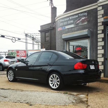 car window tinting in montgomery county pa