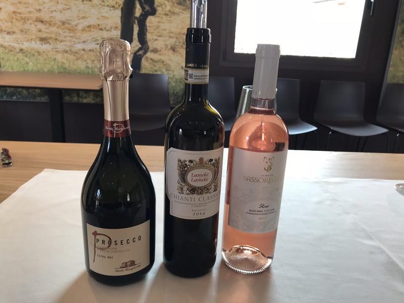 vinicolas da toscana