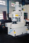 Isometric View - Multi Spindle Drilling Machine