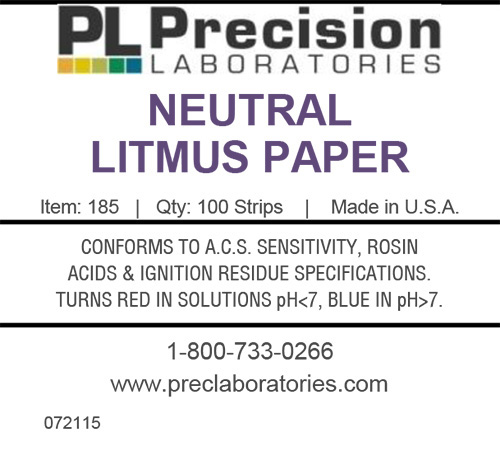 Neutral Litmus Test Paper, litmus paper, neutral litmus, neutral litmus test papers