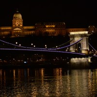 Photoessay - Budapest by night
