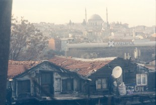 old houses istanbul
