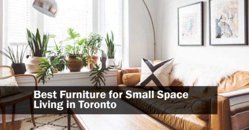 best furniture for small living rooms texture paint designs room india 5 unique crafty space condos in toronto genius saving make your condo look bigger