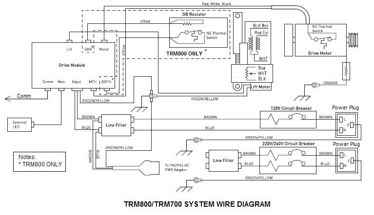 System Wiring Diagram