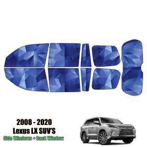 2008 – 2020 Lexus LX – Full SUV Precut Window Tint Kit Automotive Window Film
