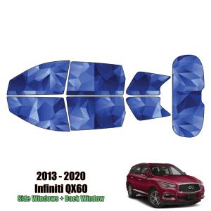 2013 – 2020 Infiniti QX60 – Full SUV Precut Window Tint Kit Automotive Window Film