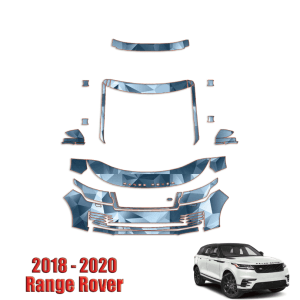 2018 – 2020 Land Rover Range Rover – Paint Protection Kit
