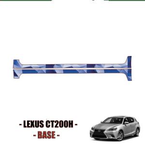 2014-2021 Lexus CT200h Base Precut Paint Protection Film- Rocker Panels