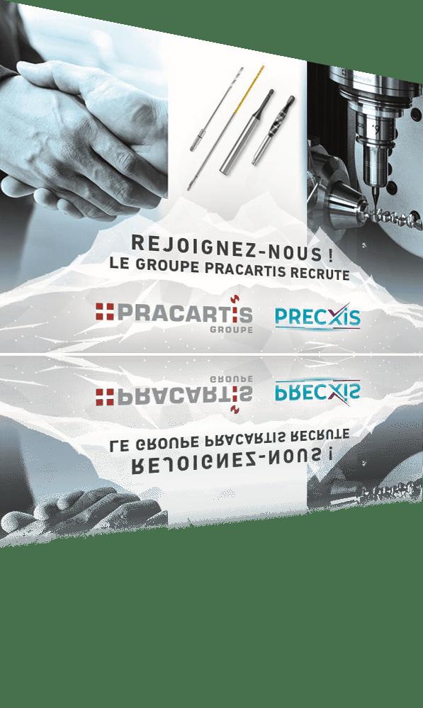 Precxis outils dentaires et medicaux - Offre Emploi Technico-Commercial