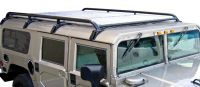 Predator Inc: Hummer H1 Low Profile 6ft Roof Rack