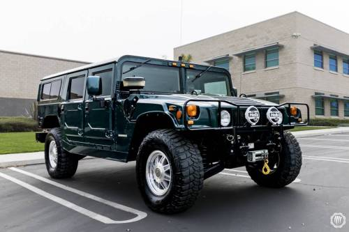 small resolution of sold 1995 hummer h1 wagon