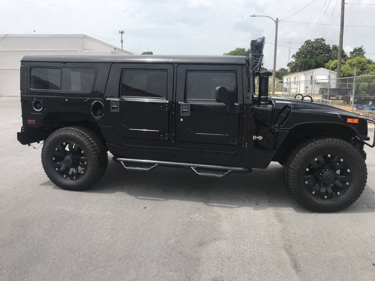 hight resolution of 2003 hard top hummer h1