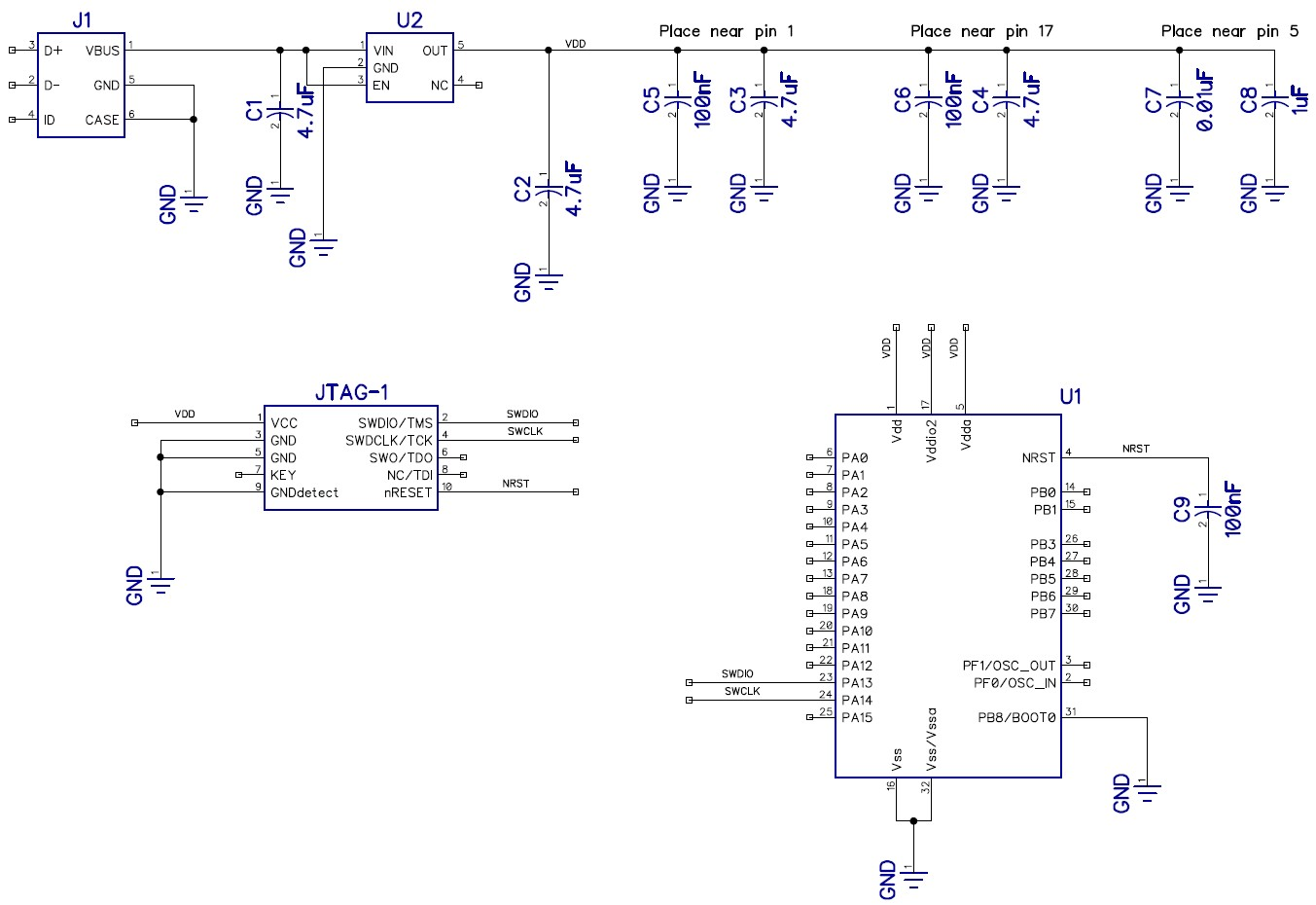 hight resolution of schematic circuit diagram for microcontroller circuit