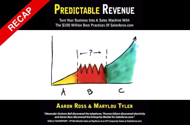 Need A Review Of The Original Predictable Revenue Predictable Revenue