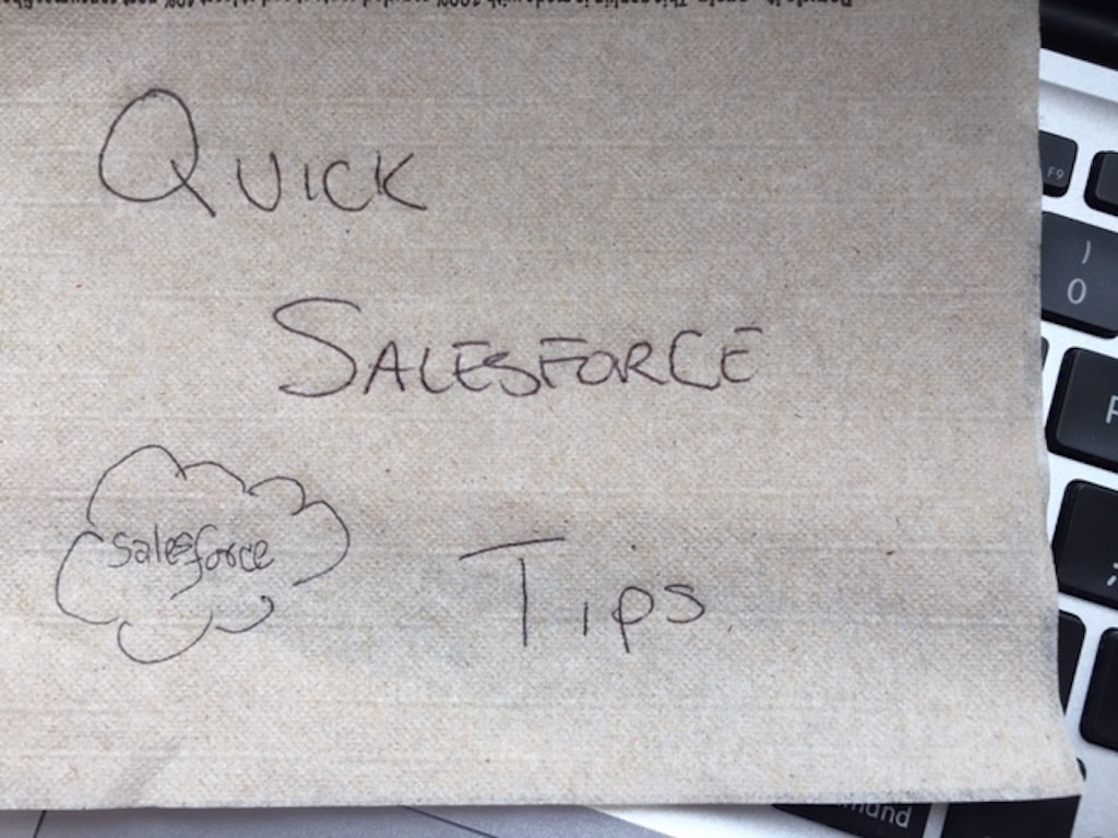 8 Simple Tips to Make Salesforce Easier