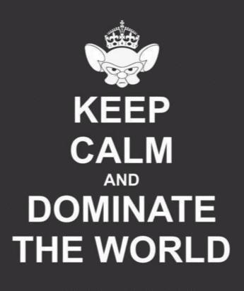 world domination achieve How do i