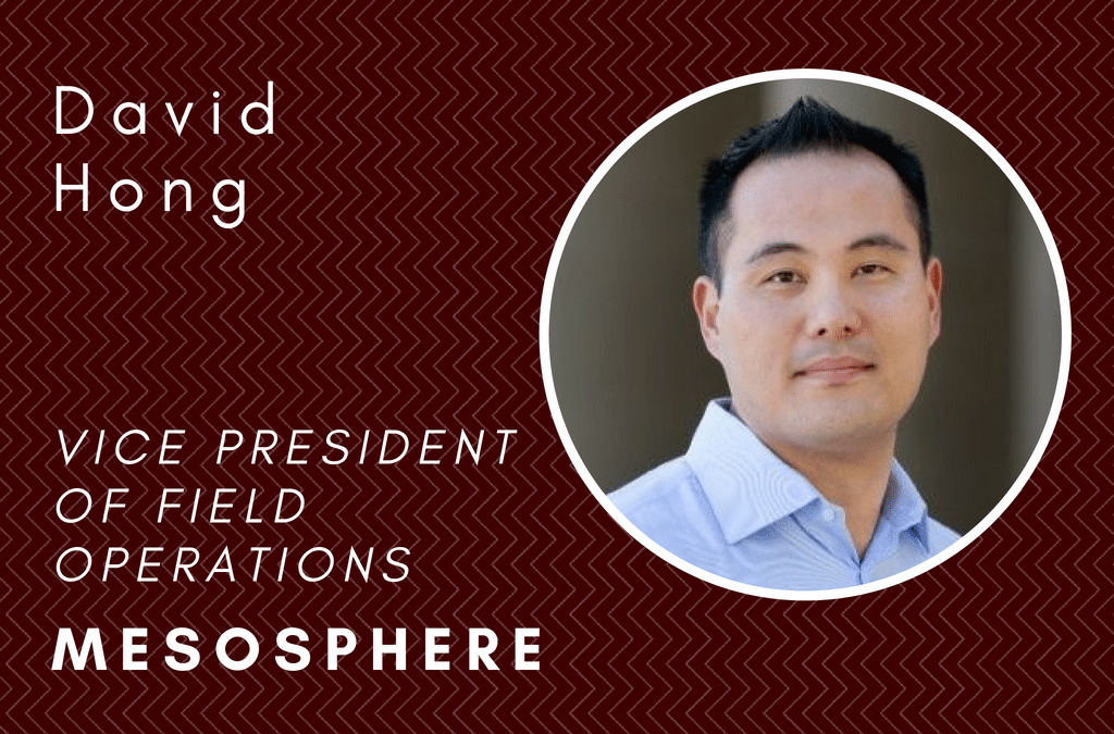 Clarity, Scalability, and Predictability: The Three Keys to Effective Sales Operations With Mesosphere's David Hong