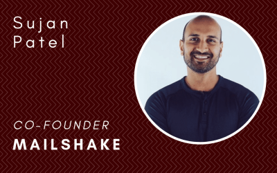 Predictable Revenue cold email Q&A featuring Mailshake's Sujan Patel