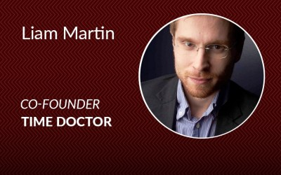 Pass the remote: the ups and downs of building a distributed global sales team with Time Doctor's Liam Martin