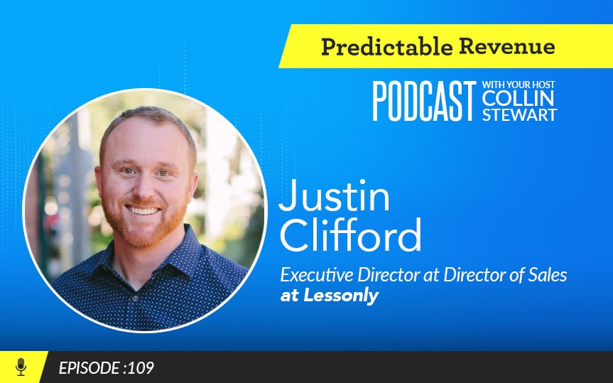 How to unlock the growth potential in your account executives with Lessonly's Justin Clifford