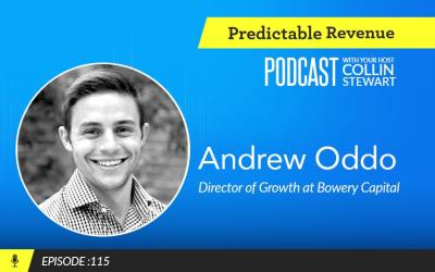 How to build and evolve your first sales playbook with Bowery Capital's Andrew Oddo