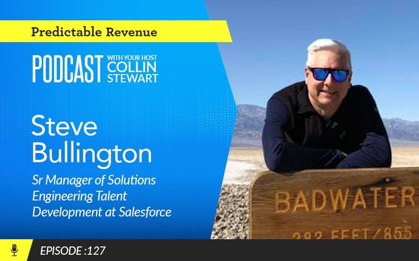 Effective early career development for recent grads with Salesforce's Steve Bullington