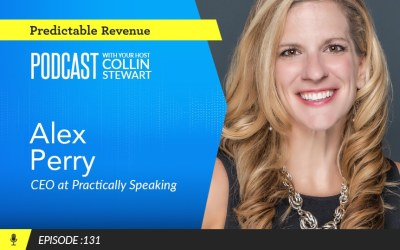 How to show up confidently anywhere (including sales calls!) with Alex Perry