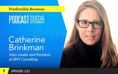 Using the phone to penetrate your target account list with Catherine Brinkman