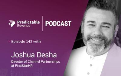 The rise of the anti-metrics sales leader with Joshua Desha