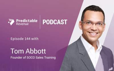 How to turn 100 LinkedIn profiles into 10 meetings with Tom Abbott