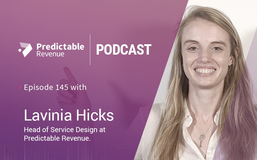Behind the scenes of Outbound Labs with Predictable Revenue's Lavinia Hicks