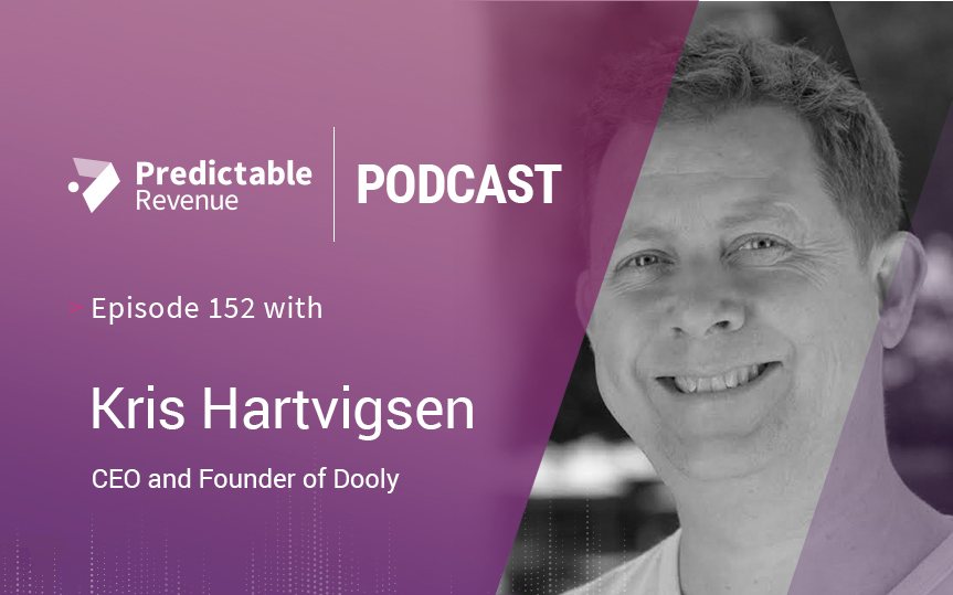 How Dooly executes a product-led sales framework with CEO Kris Hartvigsen