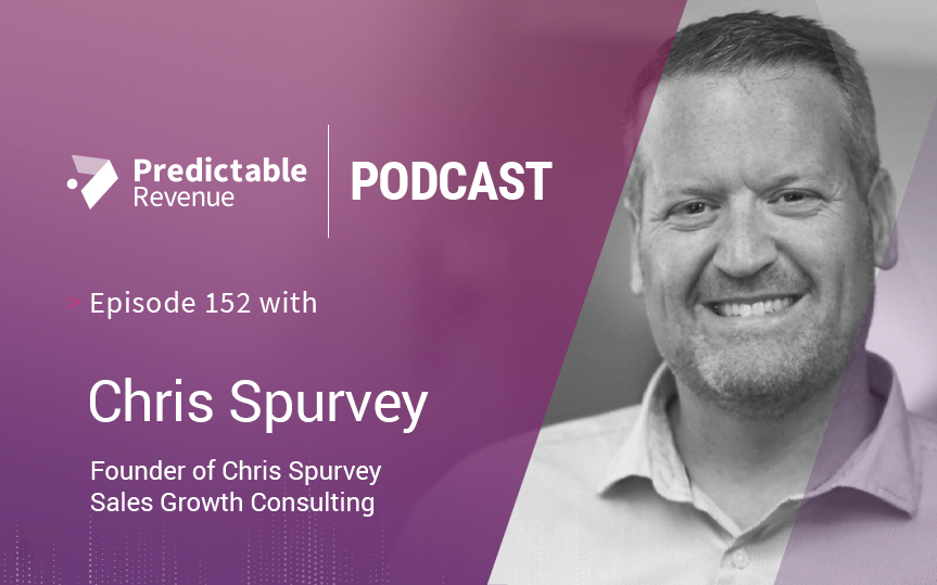 Effective tips for people in non-traditional sales roles with Chris Spurvey