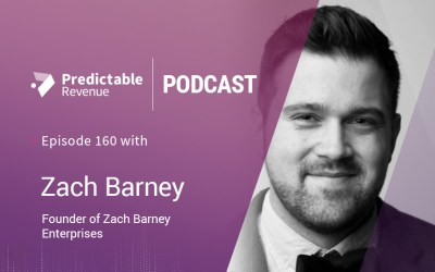 Building a sales team: What you need to get right early on with Zach Barney