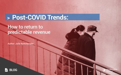 Post-COVID trends: How to return to predictable revenue