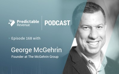 How George McGehrin gets his clients to pay HIM to market to them