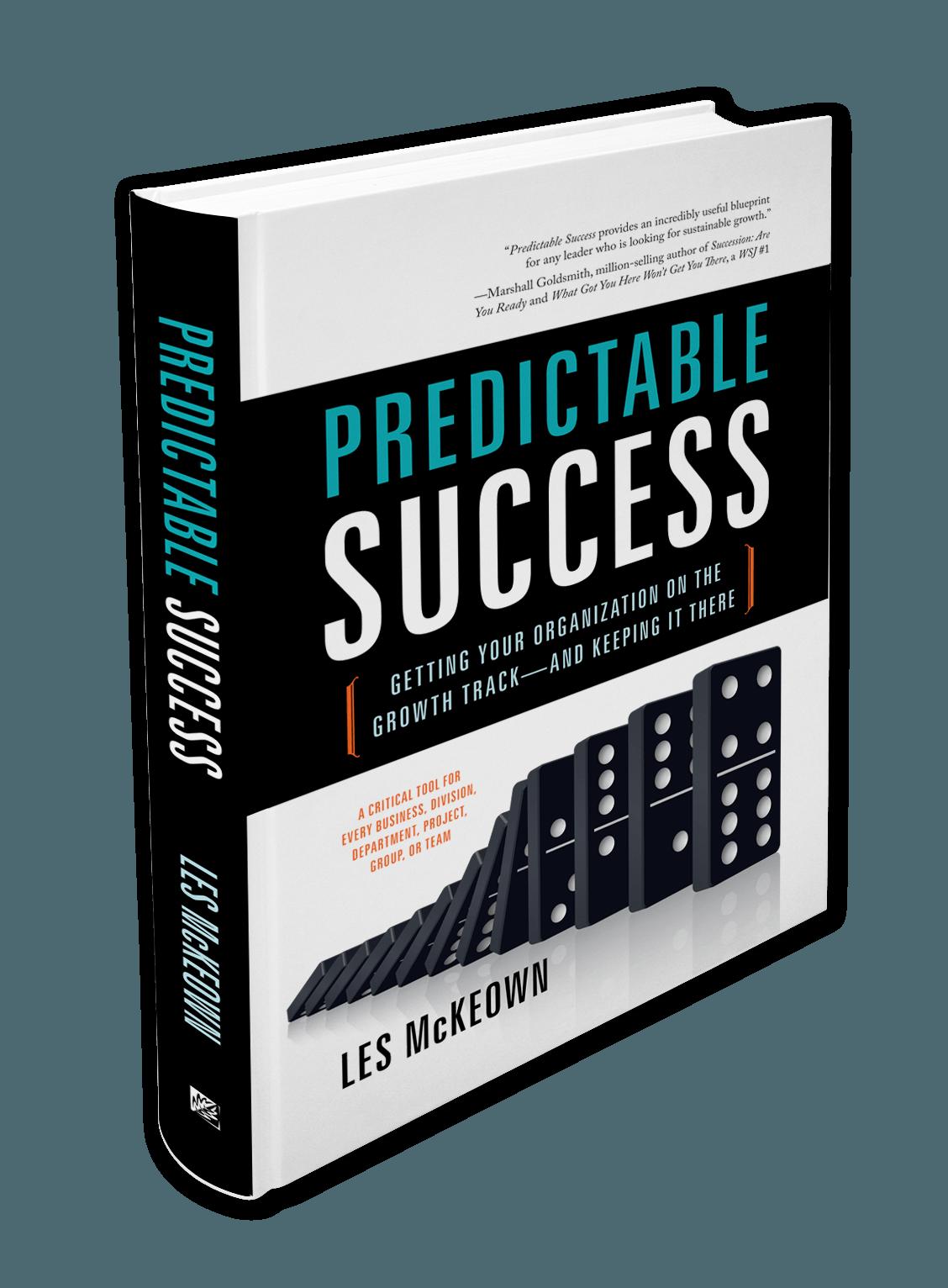 Predictable Success book