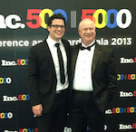 Predictable Success' Dave & Les McKeown at Inc. 500/5000 Conference & Awards Ceremony longdesc=