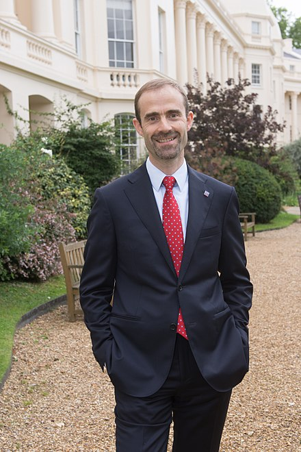 Francois Ortalo Magnes, Dean of the London Business School