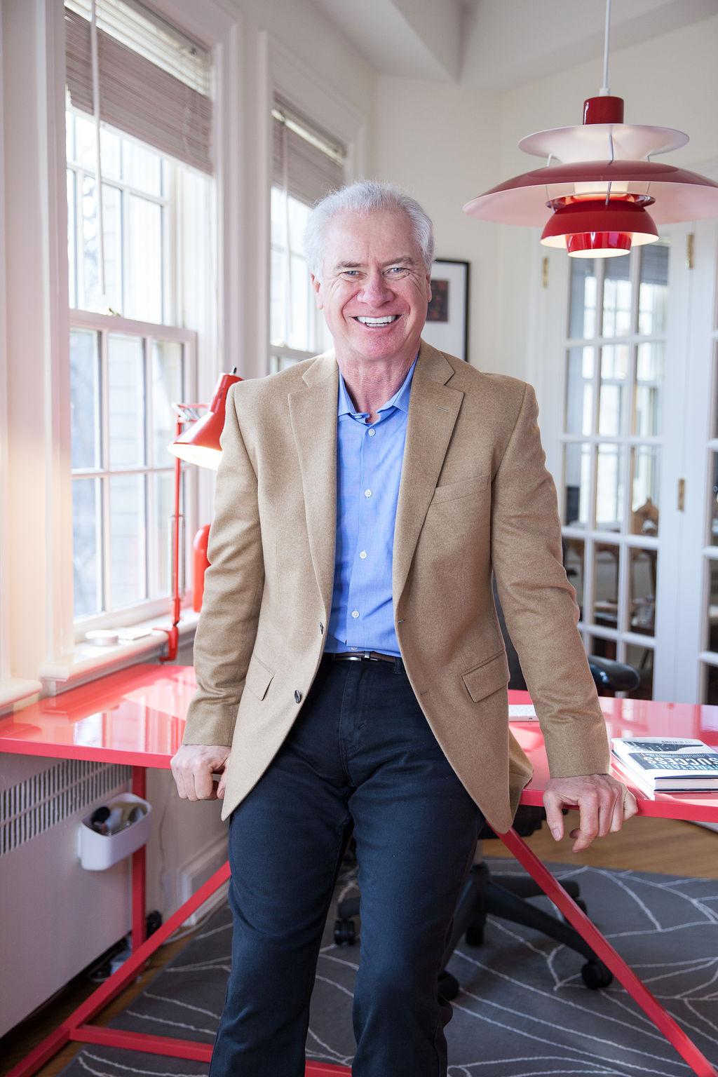 Growth consultant Les McKeown