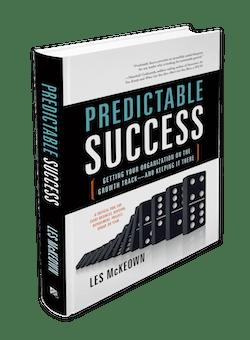 Predictable Success book smal