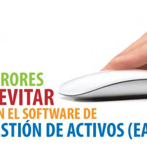 6 Errores a evitar con el software de gestión de activos (EAM)